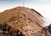 台灣百岳全集(老相片1973→2002):南湖北山