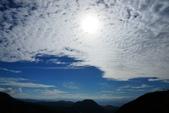 竹子湖:中正山產業道路看雲