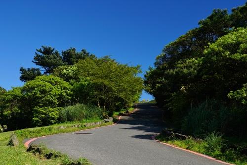 大屯車道入口 - 陽明山遊園景點