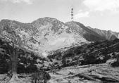 台灣百岳全集(老相片1973→2002):秀姑巒山
