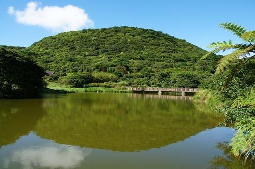 大自然公園映菜公坑山 - 陽明山遊園景點