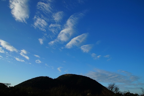 紗帽山&彩雲 - 陽明山遊園景點