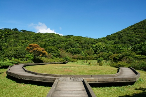 大自然公園 - 陽明山遊園景點
