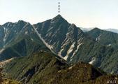 台灣百岳全集(老相片1973→2002):中央尖山