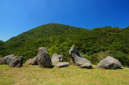 大自然公園眺望巴拉卡山 - 陽明山遊園景點