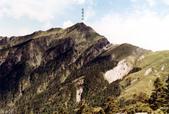 台灣百岳全集(老相片1973→2002):奇萊主山