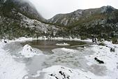 七星池雪景:七星池中池雪景