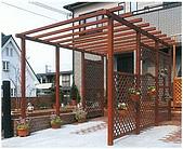 庭園造景園藝花卉規劃設計施工:木花架.jpg
