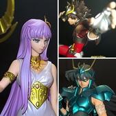 【我的日系人偶】聖鬥士─星矢、紫龍、雅典娜:相簿封面