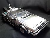 【我的模型車收藏】回到未來時光車(機):bttf11.jpg