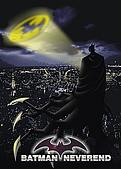 繪畫連篇的東西 (不定期更新):Batman Neverend