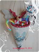 小物:聖誕糖果袋5
