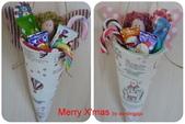 小物:聖誕糖果袋