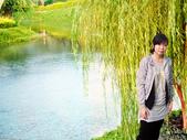 photoshop作品:秋色綠柳.jpg