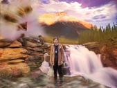 photoshop作品:山中雲海.jpg