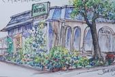 2014年我的生活速寫 / 圖畫日記:速寫 / 真鍋咖啡館