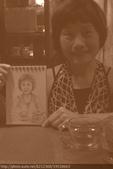 2015年1至5月人物素描 / 速寫:2015. 05.18  色鉛筆:為好友人物速寫