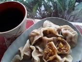 新品上市…咖哩雞肉餃:煎出來的咖哩雞餃,口感滿分超像咖哩酥