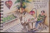 2014年我的生活速寫 / 圖畫日記:淡彩插畫 / 美好時光