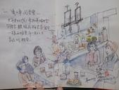 2019每日一畫 / 生活速寫【1至3月】:20190207 淡彩 / 年初三秀峰同學會