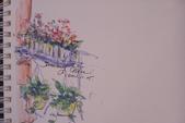我手繪的耶誕卡。與名片。卡片:100_6398.JPG