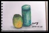 2014蘆竹農會家政班 / 生活彩繪課3【生活速寫◎圖畫日記】:淡彩/生活速寫