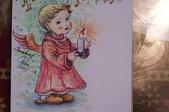 我手繪的耶誕卡。與名片。卡片:100_6542.JPG