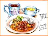 大紀元 彩繪生活 / 圖文專欄 相片(1至50):彩繪生活(20)愛吃咖哩飯
