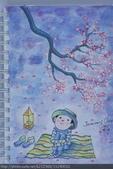 2014蘆竹農會家政班 / 生活彩繪課2 【透明水彩】:我畫的示範圖 / 臨摹幾米繪本
