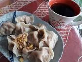 新品上市…咖哩雞肉餃:自製煎餃 / 深秋暖胃。咖哩對味