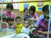 包粽慶端午98.05.19:草莓班認識包粽過程1
