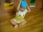 Baby家族:能拉下頭上的帽子