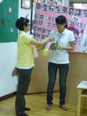 衛生安全教育宣導講座98.07.03:洗手示範