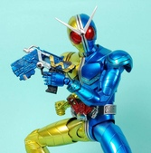 MG 1/8 假面騎士FIGURERISE(黃藍):1944705757.jpg