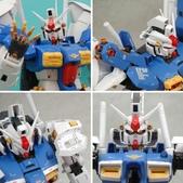 PG RX-78 GP-01/FB SOLO秀:相簿封面