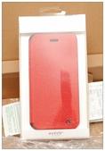 韓國 Arevo Flip 隱藏磁釦 翻頁皮套 iPhone5 專用:DSC_0169.JPG