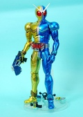 MG 1/8 假面騎士FIGURERISE(黃藍):1944705779.jpg