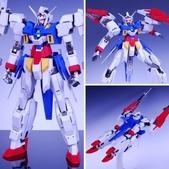MG Gundam AGE-2 DOUBLE BULLET:相簿封面
