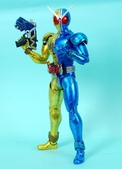 MG 1/8 假面騎士FIGURERISE(黃藍):1944705761.jpg