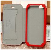 韓國 Arevo Flip 隱藏磁釦 翻頁皮套 iPhone5 專用:DSC_0181.JPG
