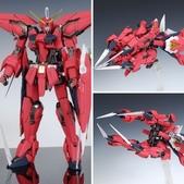 MG Aegis Gundam 神盾鋼彈:相簿封面