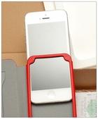 韓國 Arevo Flip 隱藏磁釦 翻頁皮套 iPhone5 專用:DSC_0184.JPG