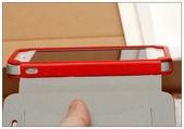 韓國 Arevo Flip 隱藏磁釦 翻頁皮套 iPhone5 專用:DSC_0186.JPG