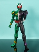 MG 1/8 假面騎士 CYCLONEJOKER (綠黑):1422657695.jpg