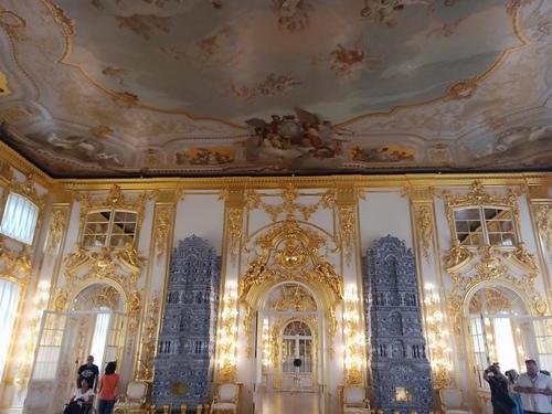 IMG20190725161217.jpg - 7/25 Day7(星期四)聖彼得堡-聖以薩大教堂-凱薩琳宮(琥珀廳)