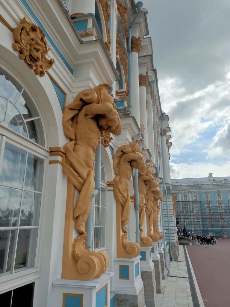 7/25 Day7(星期四)聖彼得堡-聖以薩大教堂-凱薩琳宮(琥珀廳):IMG20190725154525.jpg