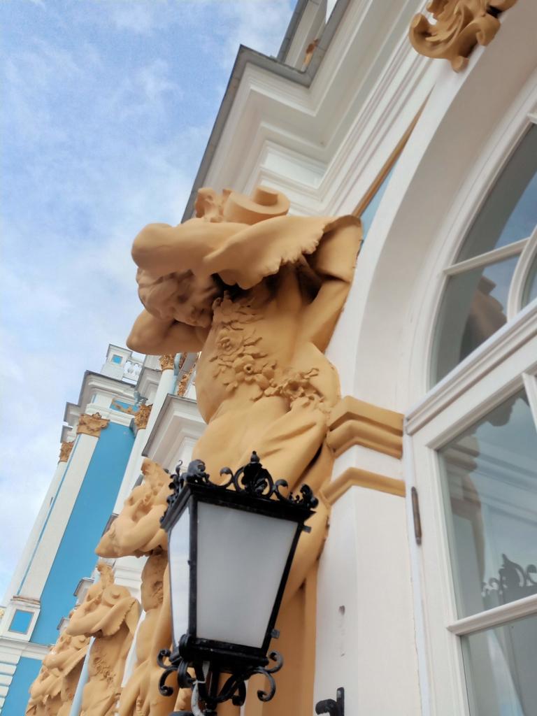 7/25 Day7(星期四)聖彼得堡-聖以薩大教堂-凱薩琳宮(琥珀廳):IMG20190725154534.jpg
