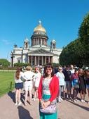 7/25 Day7(星期四)聖彼得堡-聖以薩大教堂-凱薩琳宮(琥珀廳):IMG20190725095442.jpg