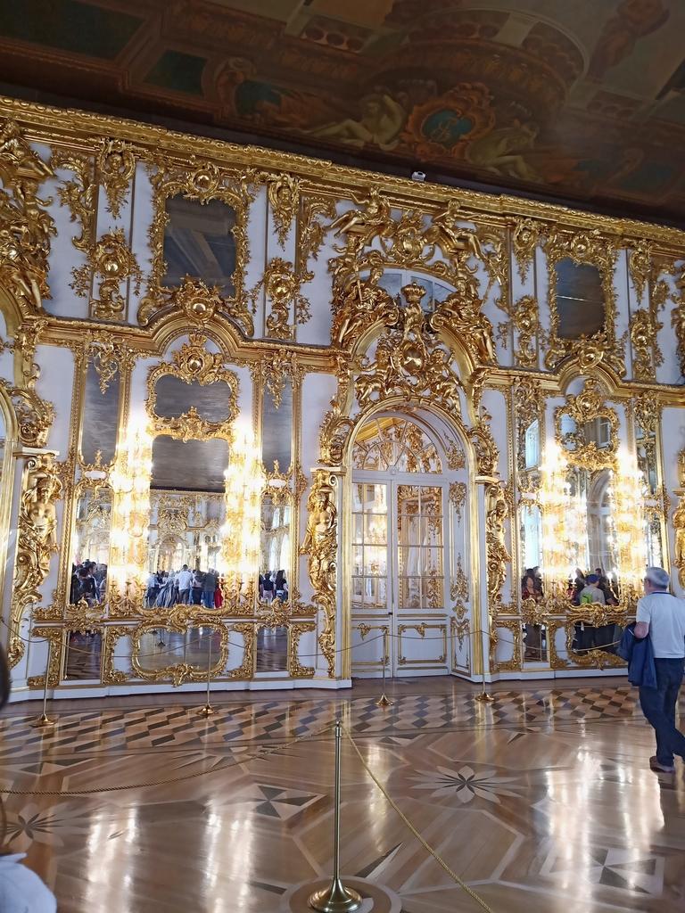 7/25 Day7(星期四)聖彼得堡-聖以薩大教堂-凱薩琳宮(琥珀廳):IMG20190725162923.jpg