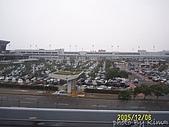 ::2005.12+冬之旅 In 東京:::++在桃園轉機++